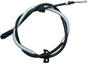 Kabel, parkeringsbremse, Bak, Høyre eller venstre