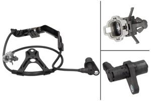 Sensor, hjulturtall, Framaksel, Venstre