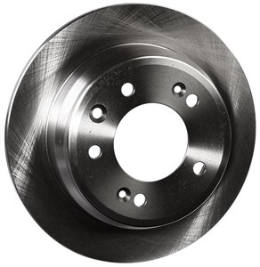 Brake Disc, Rear axle