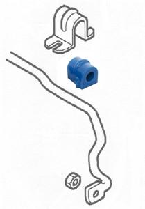 Hylsesett, krengningsdemper, polyuretan, Framaksel, Høyre eller venstre