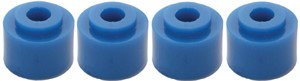Bushing kit, stabilizer rod, polyurethane, Front axle, Left and right