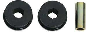 Bushing, Polyurethane, Rear, Rear axle
