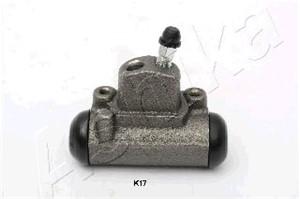Hjul bremsesylinder, Høyre bakaksel
