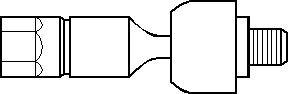 Aksialledd, parallellstang, Foran, høyre eller venstre