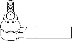 Styreledd (ytre), Framaksel, Foran, høyre eller venstre, Høyre, Venstre