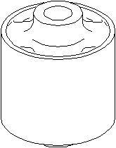 Lagring, bærebru, Foran, Bak, høyre eller venstre