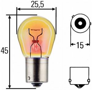 Glødelampe,  blinklys, Bak, Foran, Foran eller bak, Kjøretøy bakdør, Sideinstallasjon