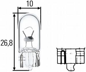 Glødelampe, nummerskiltlys, Bak, Foran, Foran eller bak, Kjøretøy bakdør, Nede, Sideinstallasjon, Fotrom