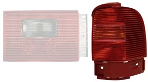 Combination Rearlight, Left