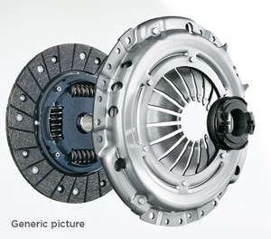Reservdel:Mercedes A 180 Kopplingssats