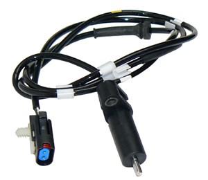 Reservdel:Ford Transit ABS-givare, Sensor, hjulvarvtal, Bak, Bakaxel, Vänster