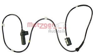 ABS-givare, Sensor, hjulvarvtal, Vänster bak