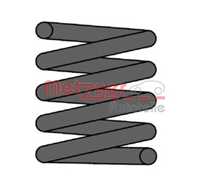 Coil Spring, Right front