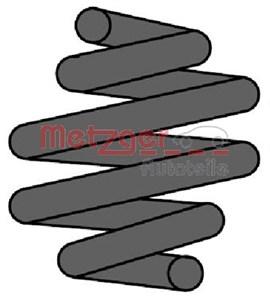 Reservdel:Audi A2 Spiralfjäder, Bakaxel