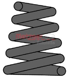 Reservdel:Toyota Rav 4 Spiralfjäder, Framaxel