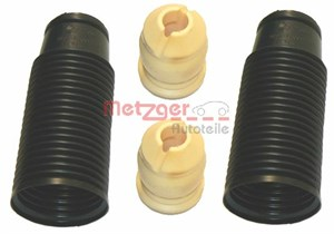 Dust Cover Kit, shock absorber, Front