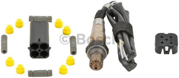 For BMW E46 E60 E83 Front Left/&Right Upper Oxygen Sensor Before Converter Bosch