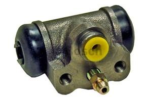 Hjul bremsesylinder, Bak, Bakaksel, Bakre venstre, Foran høyre, Framaksel høyre, Høyre bak
