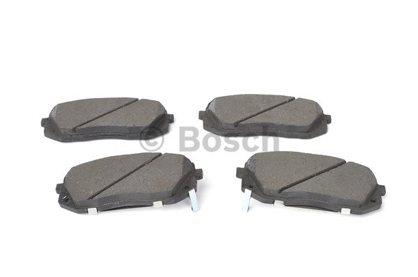 Genuine Hyundai ix35 TWO Front Discs with Brake Pads Set