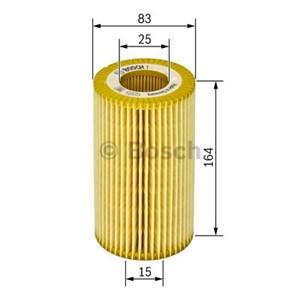 Oil Filter, Lower