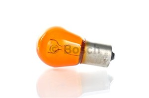 Glødelampe,  blinklys, Bak, Foran