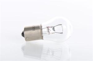 Glødelampe, bremse- /baklys, Bak, Foran