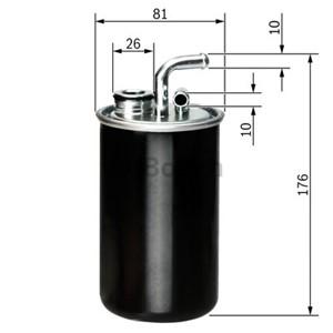 Drivstoffilter