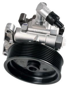 Hydraulikkpumpe, styring