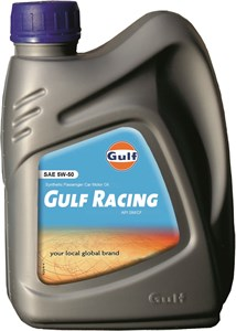 Motorolja Gulf Racing 5W-50, Universal