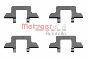 Reservdel:Citroen C3 Monteringssats, Fram, Framaxel