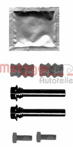 Repair Kit, brake caliper, Front, Rear