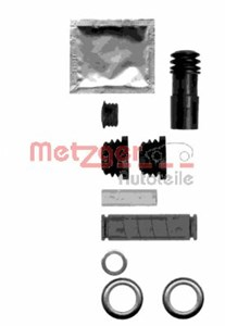 Guide Sleeve Kit, brake caliper, Rear, Rear axle