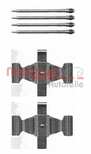 Reservdel:Mercedes S 280 Monteringssats, Fram