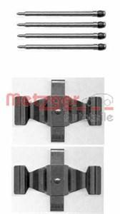 Reservdel:Mercedes C 270 Monteringssats, Fram