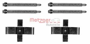 Reservdel:Mercedes Sl 600 Monteringssats, Bak