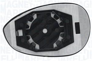 Reservdel:Fiat 500 Spegelglas, yttre spegel, Vänster