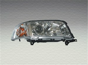 Reservdel:Audi A8 Strålkastare, Vänster