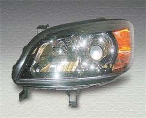 Reservdel:Opel Zafira Strålkastare, Vänster