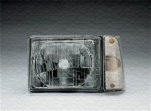 Lygteglas, blinklys, Foran til højre