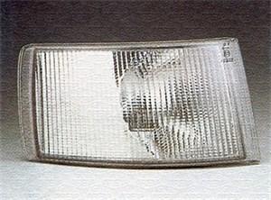 Blinklys, Foran høyre