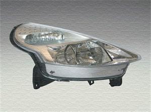 Reservdel:Citroen C3 Strålkastare, Höger