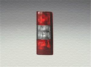 Reservdel:Opel Combo Baklykta, Vänster