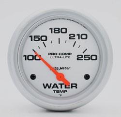 Vattentemperaturmätare, Universal