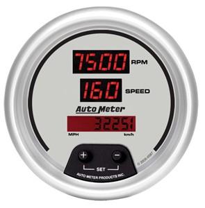 Hastighetsmätare/Varvräknare, Universal