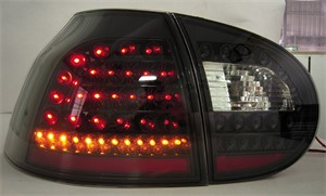 Combination Rearlight, Rear