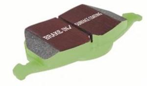 Greenstuff 4x4 Bremseklosser, Bak