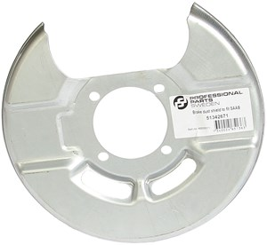 Brake Backing Plate, Front