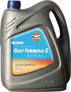 Motorolja Gulf Formula G 0W-30, Universal