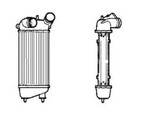 Reservdel:Citroen C3 Intercooler