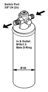 Kuivain, ilmastointilaite